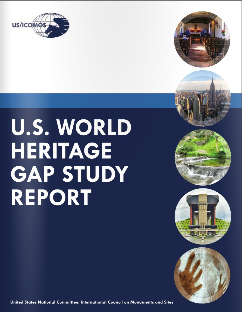 2016 US ICOMOS gap report